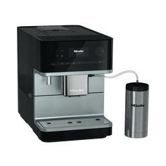 Ein traumhafter Kaffee Vollautomat von Miele: unsere CM6350 OBSW Kaffeevollautomat Test Rezension