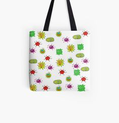 'Corona for kids' Tote Bag by Jardingnomes Cotton Tote Bags, Reusable Tote Bags, Kids Tote Bag, Free Stickers, Poplin Fabric, Iphone Wallet, Chiffon Tops, Shopping Bag, Classic T Shirts