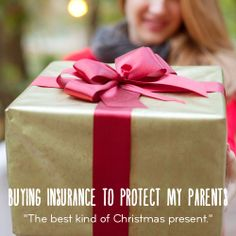 Life insurance to protect my parents from my student loan debt.