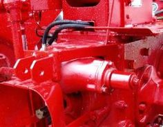 1952 Farmall Super C Farmall Super C, International Harvester, Tractors