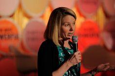 """""""Marissa Mayer gets $1 million bonus from Yahoo"""" Read more at http://exm.nr/10ezLot"""