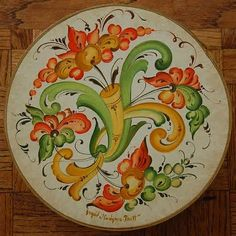 norwegian folk art - Bing Images