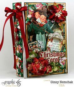 Christmas Carol Mini Album 1