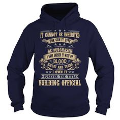 BUILDING-OFFICIAL, Order HERE ==> https://www.sunfrog.com/LifeStyle/BUILDING-OFFICIAL-Navy-Blue-Hoodie.html?41088
