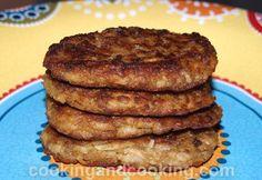 Kotlet, Persian Cutlet Recipe