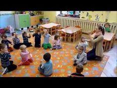 """Zabawa """"Malarze"""" - Przedszkole Bajlandia w Cieszynie - YouTube"""