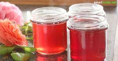 Wenn du die Rose länger als nur im Sommer genießen möchtest, dann probiere dieses Rezept für selbst gemachtes Rosenblütengelee! Es bringt Duft und Aroma ganzjährig auf den Tisch.