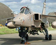 Jaguar GR3A  XX725/T of 6 Squadron