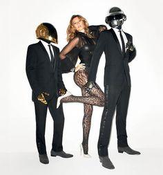 Daft Punk 'Gets Lucky' With Gisele Bündchen - WSJ.com