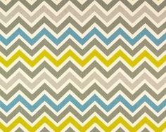 Chevron Area Rug Summerland Grey Blue Green Zig Zag Handmade 100 Cotton | eBay