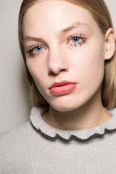 MSGM - Makeup Trends For Fall 2017