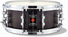 Snare Sonor Pure Canadian SSE11-1406SDW Transparent Grain