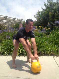 The kettlebell swing is the first and most important exercise of Kettlebell training. Learn more about proper form and breathing.