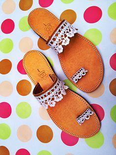 Sandals, GioulAlove handmade sandals