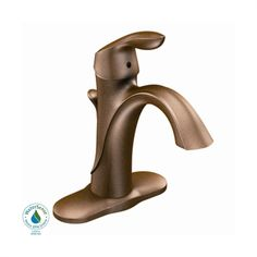 Moen 6903ORB Voss One Handle High Arc Bathroom Faucet, Oil Rubbed Bronze  Moen Http://www.amazon.com/dp/B0087AQ1A8/refu003dcm_sw_r_pi_dp_buy1ub0TBSu2026