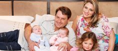 Willie Joubert, Natasha Joubert, tweeling, kinders