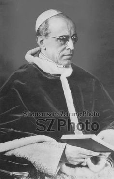 Pope Pius Xii, Christianity, Catholic, Religion, Tattoos, Fictional Characters, Storytelling, Newspaper, Crests