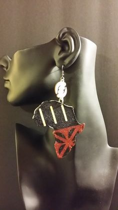 Hey, I found this really awesome Etsy listing at https://www.etsy.com/listing/217003628/mama-africa-flat-earrings-mudcloth-gye