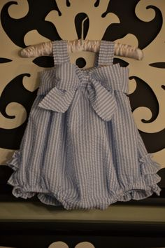 Sweet Baby Jane Sun Suit Pattern