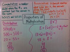Associative Property of Multiplication | Email This BlogThis! Share to Twitter Share to Facebook
