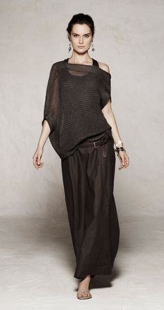 sarah pacini,mother of the bride outfit Mode Chic, Mode Style, Style Me, Look Fashion, High Fashion, Womens Fashion, Vetement Hippie Chic, Sarah Pacini, Mode Outfits
