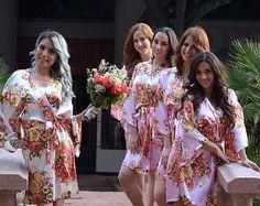 Bridal robe | Etsy