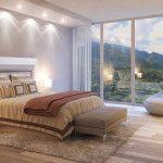 Master Bedroom 3D Renders