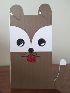 Valentine's Day Card    It's More then Puppy Love   Hand made by VBDesign3, $2.99