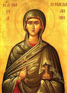 Icon - Mary Magdalene [OCA]