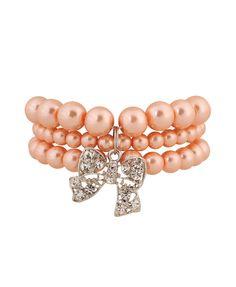 Bow Detail Bracelet | FOREVER21 - 1011409943