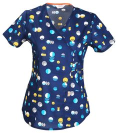 """""""Love Dot Smile"""" you will be wearing in this Code Happy top! 