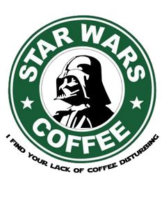 Free Star Wars Printables with a Coffee Theme! - Star Wars Funny - Funny Star Wars Meme - - 8 Free Star Wars Printables with a Coffee Theme! The post Free Star Wars Printables with a Coffee Theme! appeared first on Gag Dad. Theme Star Wars, Star Wars Party, Star Wars Love, Star Coffee, Coffee Logo, Taza Star Wars, Star Wars Kitchen, Disney Starbucks, Starbucks Logo