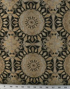 Astyn Onyx | Online Discount Drapery Fabrics and Upholstery Fabric Superstore!
