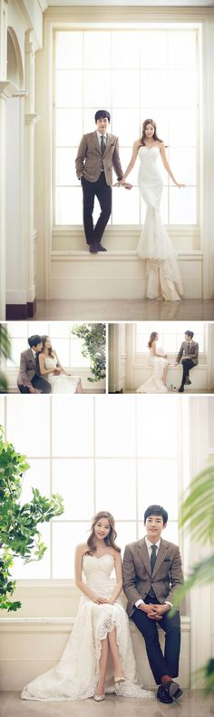 // Korean wedding photography // Bong Studio