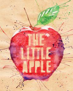 The Little Apple--Manhattan Kansas