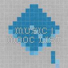 Music | MOOC List Free online music courses
