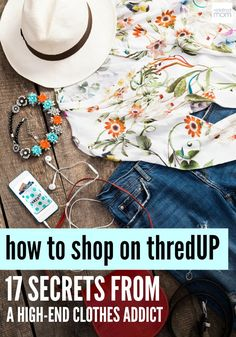 I've been using thredUp for over four years to get high-end clothing for over 75% off retail. Here are my top tips and tricks to help you save even more money on those designer jeans!