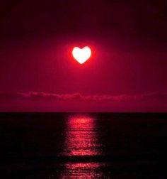 anochecer enamorado! :)