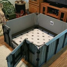 Fab System Whelping Box for your dogs and puppies!