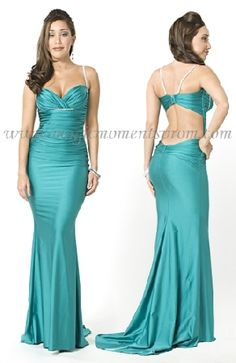 midnight blue prom dress and silver