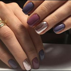 Here is Sns Nail Designs Gallery for you. Sns Nail Designs all you need to know about sns nails the trend spotter. Sns Nail Designs all Sns Nails Colors, Pedicure Colors, Neutral Nails, Fall Nail Colors, Hair Colors, Purple Pedicure, Colorful Nails, Winter Colors, Neutral Colors