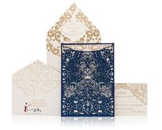 Featured Wedding Invitation collection by Invite Couture (7)