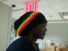 RASTA HAT created by Virtuous Creations by Neecie