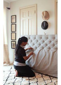 Как сэкономить на покупке кровати и сделать произведение мебельного искусства своими руками.