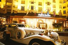 Majestic Barriere Hotel Cannes
