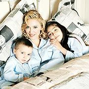 madonna with rocco and lourdes