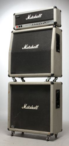 Marshall; Full Stack, 1987.