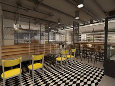 A very rustic feel for a restaurant. Retail interior design by Traart Private Limited. Retail Interior Design, Interior Design Process, Rustic Feel, Layout, Restaurant, Furniture, Home Decor, Decoration Home, Rustic