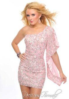 Short Precious Formals Dress P8919