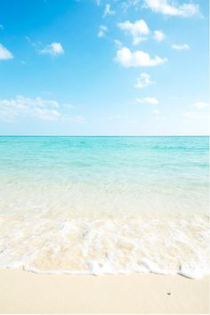 Turquoise waters from $27.99 | www.wallartprints.com.au. #BeachPhotography #LandscapePhotography